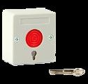 Кнопка тревожная с фиксацией HO 01