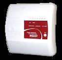 Прибор управления системой речевого оповещения пожарной безопасности Рокот