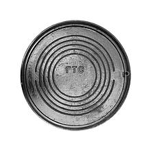 Люк телефонный легкий ГТС Л ГОСТ 8591-76