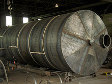 Резервуар горизонтальный РГС-10 м3