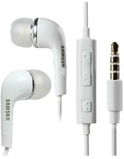 Наушники проводные с микрофонои SAMSUNG EHS64AVFWE White