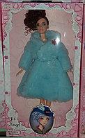 Кукла Angel, в модной шубке, фото 1