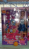 Кукла Bonnie Pink, с аксессуарами