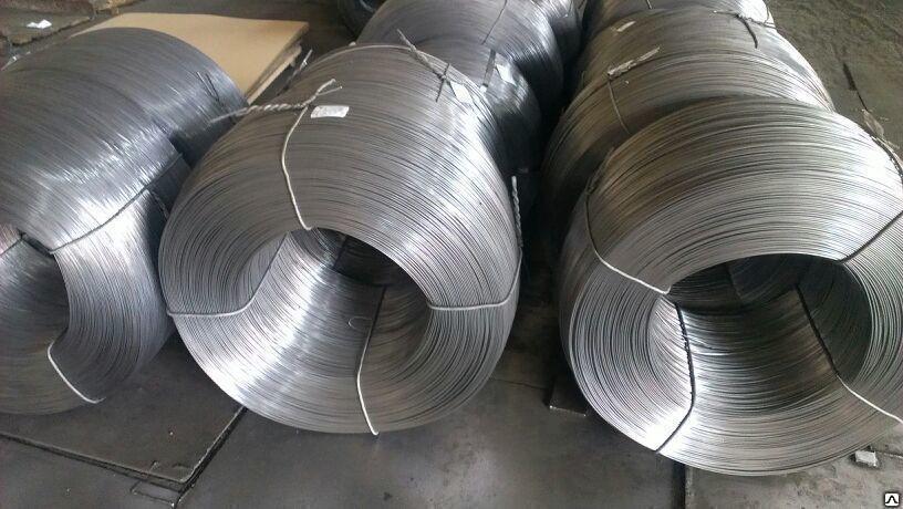 Проволока вязальная D=1.2мм стальная черная светлая отматываем ГОСТ 3282-75
