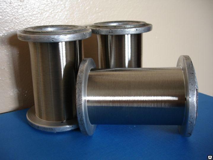 Проволока никелевая НП2 0.1 мм