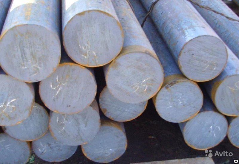 Круг 150мм сталь 3ПС/СП горячекатаный ГОСТ 19281-89