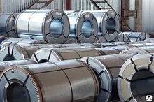 Рулон оцинкованный 0 5х1250 мм ст.08ПС рулоны от 4 до 8 тоннГОСТ 14918-80