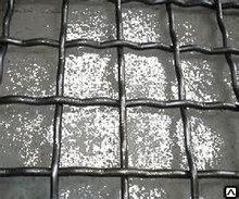 Сетка из рифленой проволоки (для грохотов) Р/ РСР / СРГОСТ 3306-88