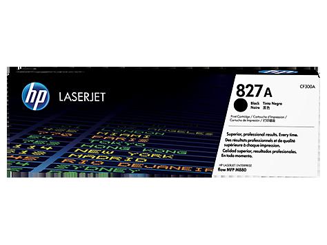 HP CF300A Картридж лазерный HP 827A черный, ресурс 29500 стр