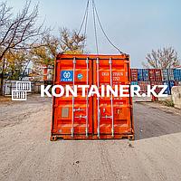 Продажа контейнеров (20 футов, 40 футов, бытовка 20 футов) б/у