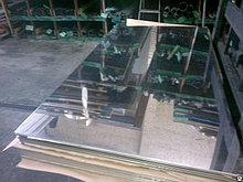Лист AISI 430 ( зеркало в плёнке ) 1000х2000 мм 1250х2500 мм