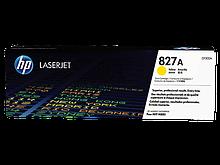 HP CF302A Картридж лазерный HP 827A желтый, ресурс 32000 стр.