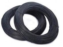Проволока вязальная 1 4мм черная и оцинкованная ГОСТ 3282-75