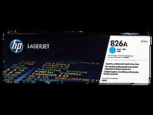 HP CF311A Картридж лазерный HP 826A голубой, ресурс 31500 стр