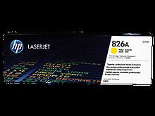 HP CF312A Картридж лазерный HP 826A желтый, ресурс 31 500 стр