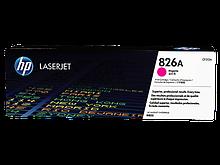 HP CF313A Картридж лазерный HP 826A пурпурный, ресурс 31500 стр