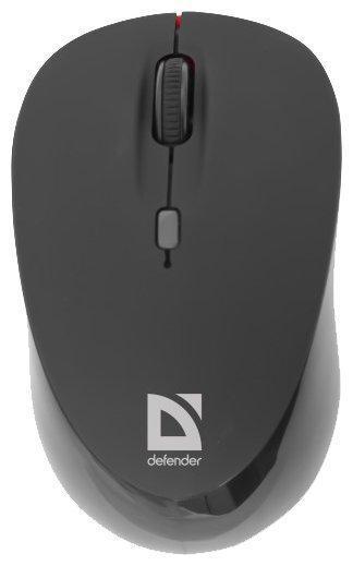 Мышь беспроводная Defender DACOTA MS-155 черный