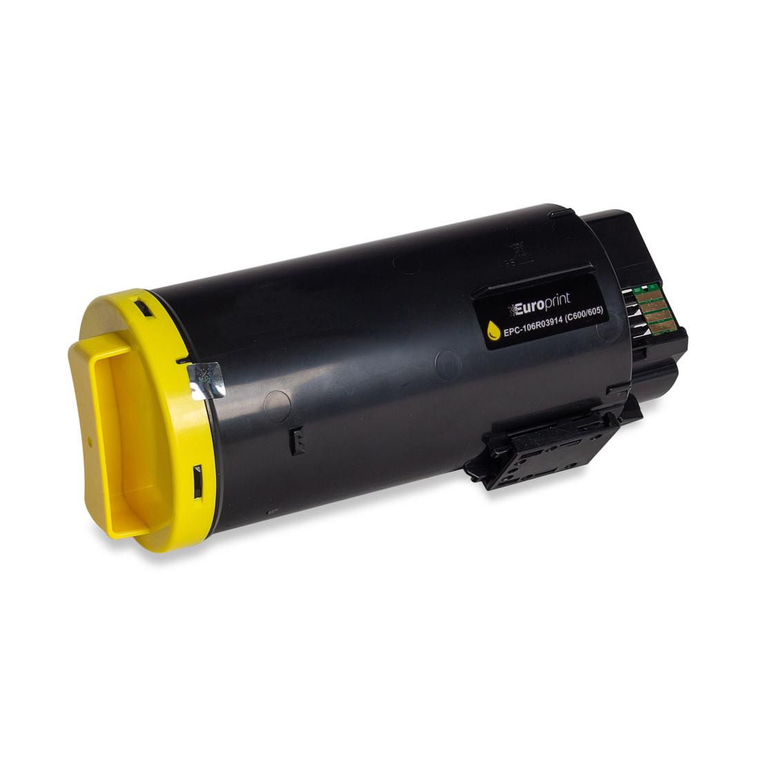 Картридж Europrint EPC-106R03914 Жёлтый (C600/605)