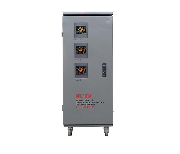 60 000/3 АСН Стабилизатор напряжения 3-фазный 60кВт