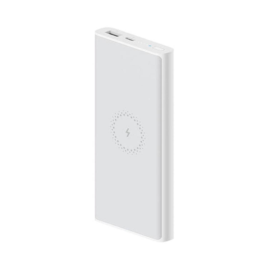 Портативное зарядное устройство Xiaomi Mi Power Bank 10000mAh Wireless Essential Белый