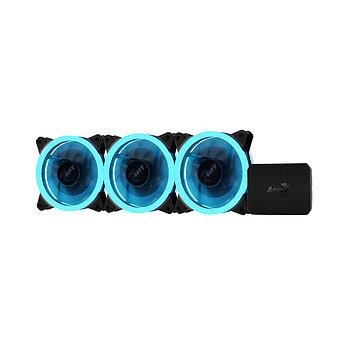 Комплект кулеров для компьютерного корпуса AeroCool Rev RGB Pro - 3 в1