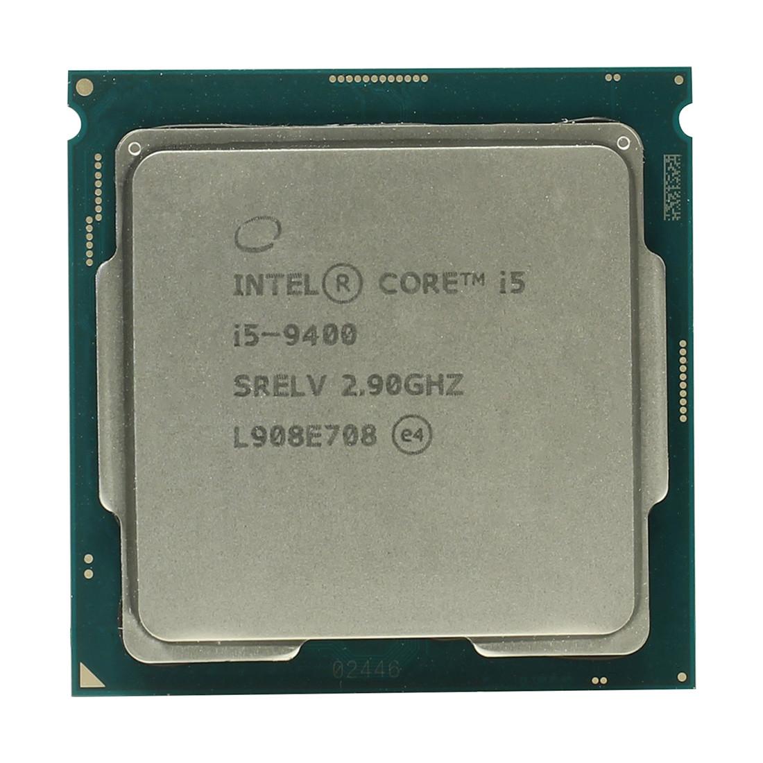Процессор Intel 1151v2 i5-9400
