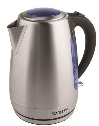Электрический чайник Scarlett SC-EK21S70 (металл)