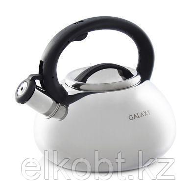 Чайник со свистком GALAXY GL9207