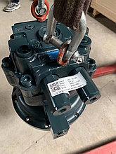 Гидромотор поворота Hyundai R220LC, 31Q6-10131, 39Q6-11100.