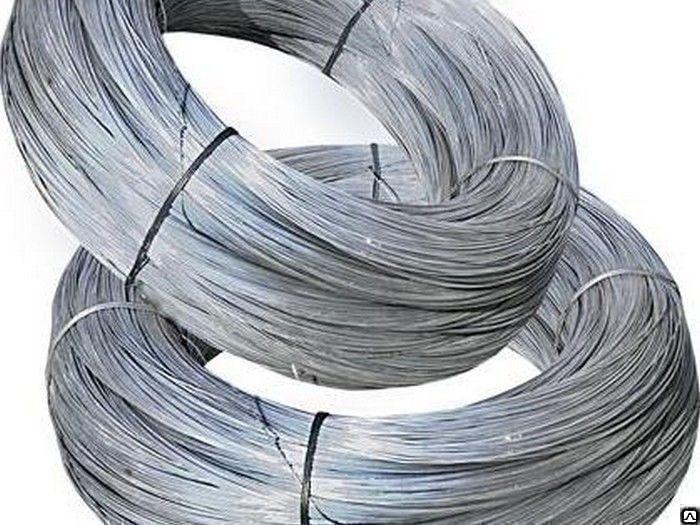 Проволока алюминиевая D= 1 42522 2 3 4 5 6 мм ГОСТ 14838-78