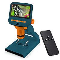 Микроскоп цифровой Levenhuk LabZZ DM200 LCD, фото 1