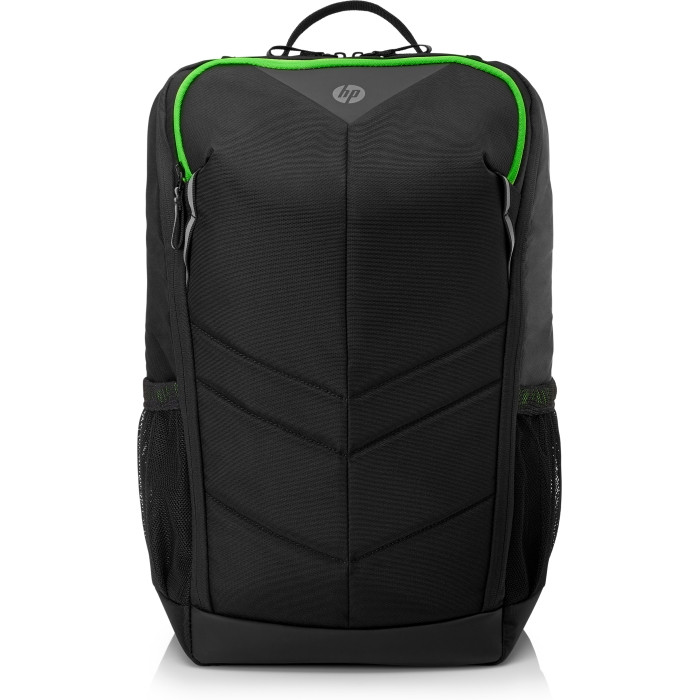 Рюкзак HP 6EU57AA Pavilion Gaming 400 черный/зеленый 15.6quot;