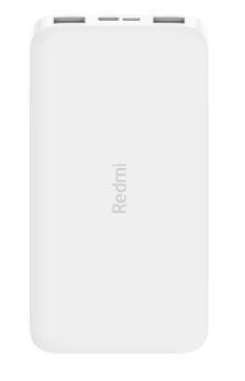 Зарядное устройство Power bank Xiaomi Redmi 10000 mAh белый