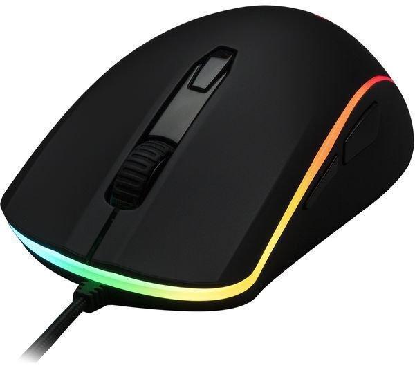 Мышь игровая HyperX Pulsefire Surge RGB HX-MC002B черный