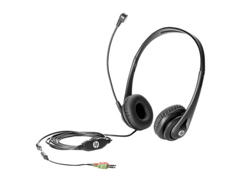 Наушники HP T4E61AA Business Headset v2