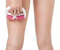 Массажер роликовый ручной Anticellulite Massager