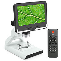 Микроскоп цифровой Levenhuk Rainbow DM700 LCD, фото 1