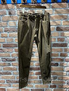 Джинсы вельветовые Versace (0292)