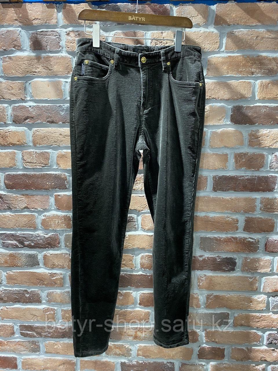 Джинсы вельветовые Versace (0293)