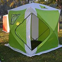 Палатка зимняя кубLANYU  200*200см