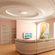 Материалы для устройства потолков