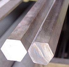 Шестигранник стальной 24 мм Ст35 ГОСТ 2879-88
