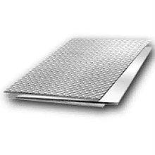 Лист шлиф 0,8х1250х2500 AISI 304 ВА+PVC