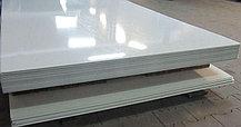 Лист полимерный 0.35 кв.м ПЭ RAL9003 сигнально-белый