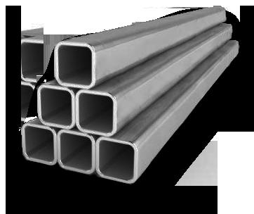 Труба квадратная 60х60х2 AISI 304 DIN 2395