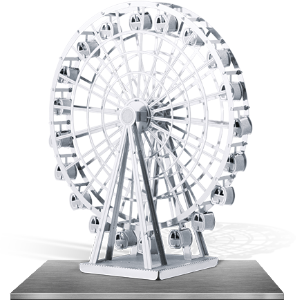 3D Конструктор Колесо обозрения