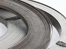 Лента нихромовая 0,8х8 Х20Н80 ГОСТ 12766.1-90