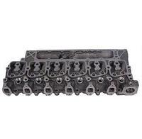 Головка блока, Hyundai R220LC, 3967454, 3934785.