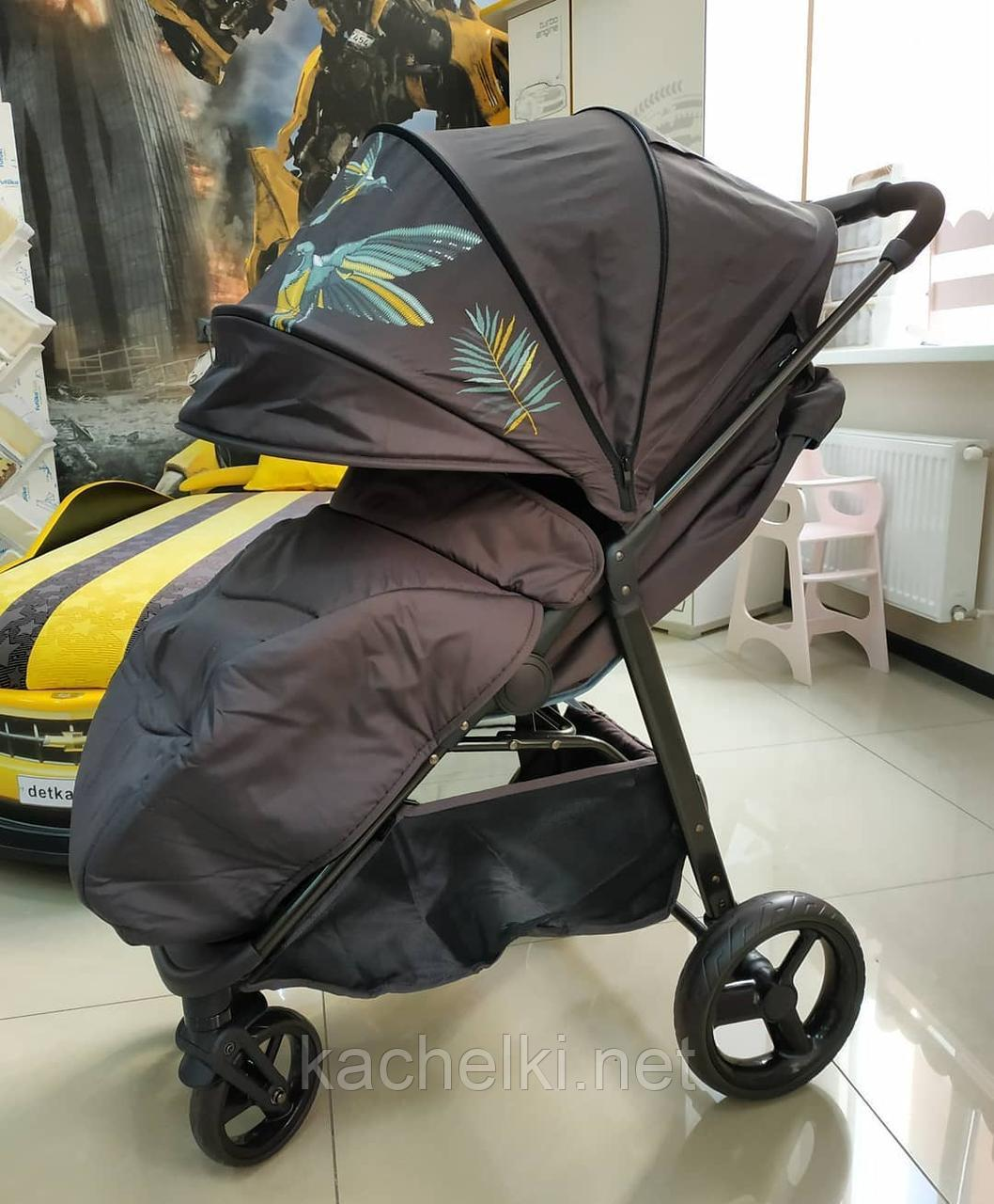 Коляска прогулочная Happy Baby ULTIMA V2 X4, (birds)