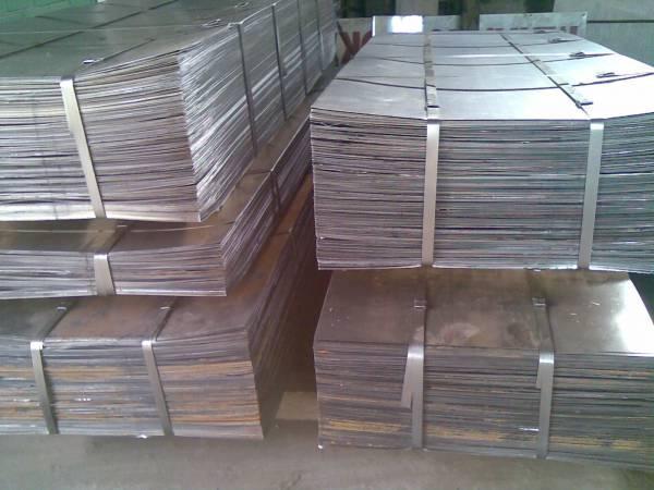 Лист холоднокатаный 0,6x1250x2500 мм Ст08пс5 ГОСТ 16523-97
